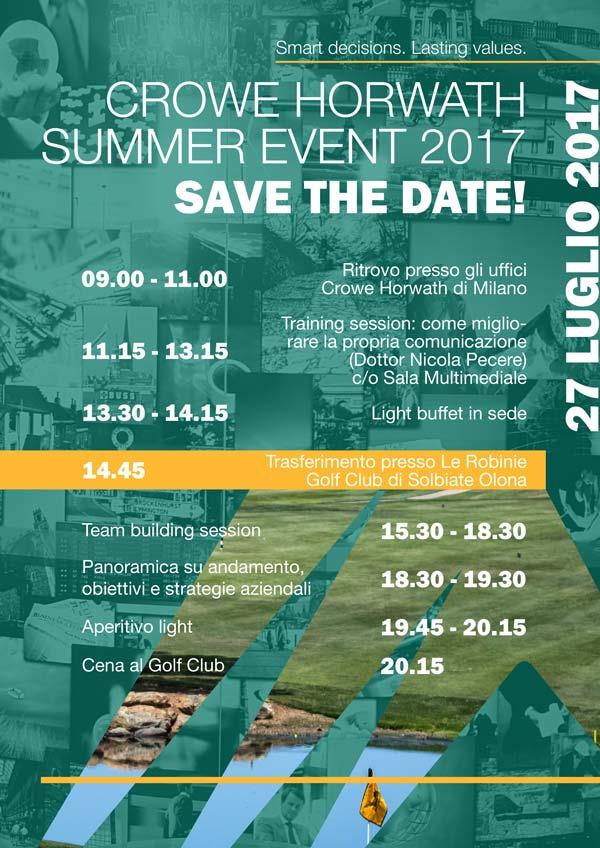 Crowe Horwath Summer Event 2017 - Team Building